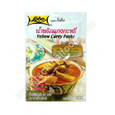 LOBO - Yellow Curry Paste 50g
