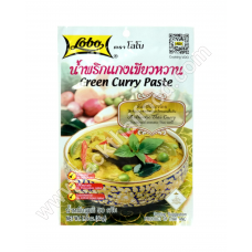 LOBO - Green Curry Paste 50g
