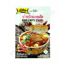 LOBO - Red Curry Paste 50g