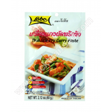LOBO - Thai Stir-Fry Curry Paste(Prik Khing) 60g