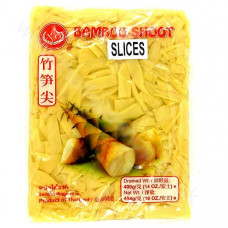 X.O - Bamboo Shoot Tip (Slices) Vacuum Pack 454g