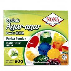 NONA - Pandan Agar-Agar Powder 90g