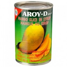 AROY D - Mango Slice In Syrup 565g