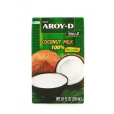 Coconut Milk 250ml - AROY-D