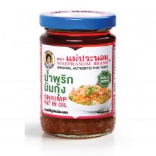 Shrimp Paste & Soybean Oil 180g - MAE PRANOM