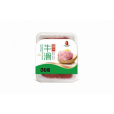 Premium Raw Hotpot Beef Paste 200g - FreshAsia