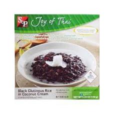 S&P - Black Glutinous Rice in Coconut Cream - 150g