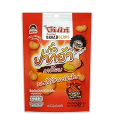 KOH KAE - Coated Broad Beans Spicy Chicken Flavour 82g