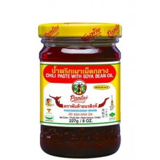 Thai Chilli Paste With Soya Bean Oil 227g - Pantai