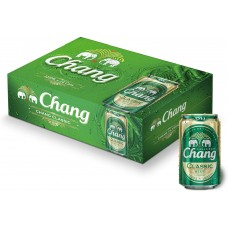 Chang - Beer 6 X 4 X 330ml (24 Cans)