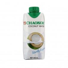 CHAOKOH - Coconut Water Drink 330ml BBE 09/2021