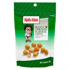 KOH KAE - Chicken Flavour Coated Peanuts 90g