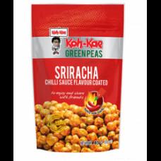 KOH KAE - Sriracha Chilli Sauce Flavour Coated Green Peas 85g