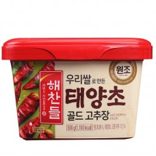 CJ - Hot Red Pepper Paste (TYC Gold) 500g