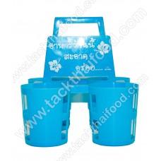 Plastic Condiment Set