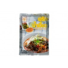 Mae Noi - Chilli Bean Paste (Nam Ngeang) 80g
