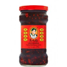 LAOGANMA - Salted Black Beans In Chilli Oil 280g