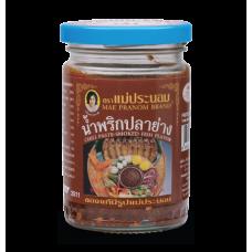 Mae Pranom - Chilli Paste Smoked Fish 228g