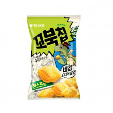 ORION TURTLE CHIPS SWEET CORN 80G
