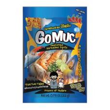 GOMUC - Seasoned Shredded Squid 22g