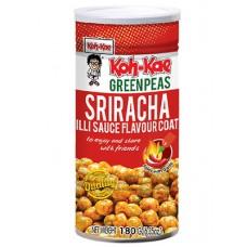 KOH KAE - Sriracha Chilli Greenpeas 180g