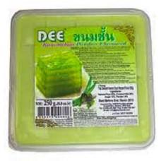 Dee - Khanom Chan Dessert Pandan Flavour