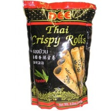 Dee - Thai Crispy Rolls Pandan 150g