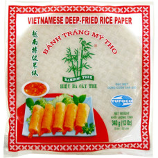 Bamboo Tree - Deep Fried Rice Paper 22cm 340g