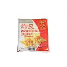 Happy Boy - Wonton Pastry (For Deep Fry) 250g