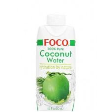 FOCO - 100% Natural Coconut Water