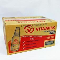 VITAMILK - Soybean Milk 24X300ml (Bottle)