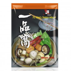 Mixed Fish Selection 500g - First Choice