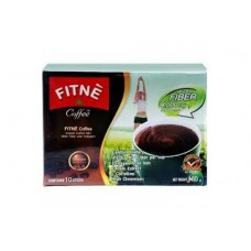 Fitne - Coffe Mix Fibre And Collagen 10X16g Sachets