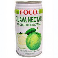 FOCO - Guava Nectar Drink -350ml