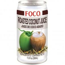 FOCO - Roasted Coconut Juice Drink 350ml