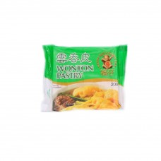 Happy Boy - Wonton Pastry (For Soup) 200g