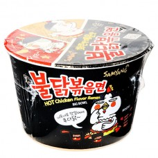 SAMYANG  BIG BOWL - HOT CHICKEN RAMEN 105G