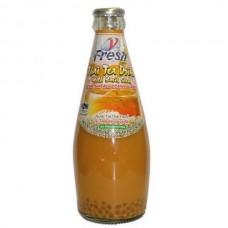 V FRESH THAI TEA + BASIL SEED 290ML