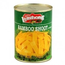 Lamthong - Bamboo Shoot (Sliced) In Water 565g