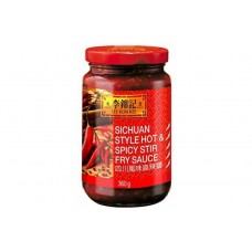 LEE KUM KEE - Sichuan Style Hot And Spicy Stir Fry Sauce 360g