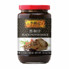 LEE KUM KEE - Black Pepper Sauce 350g
