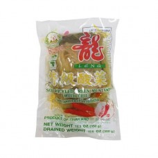 LENG HENG - Sour Pickled Green Mustard With Chilli 350g