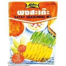 LOBO - Satay Seasoning Mix 24X100g