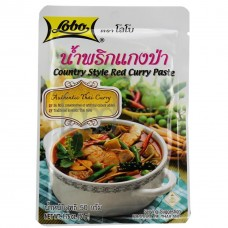 LOBO - Country Style Thai Red Curry Paste 50g