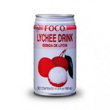 FOCO - Lychee Drink 350ml