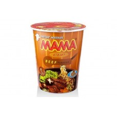 MAMA CUP - Beef Curry Noodle 70g