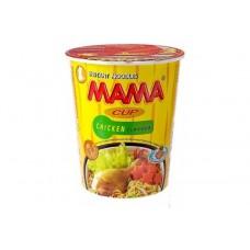 MAMA CUP - Chicken Flavour Noodle Case 12X70g