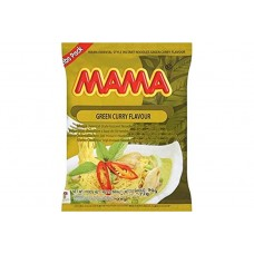 MAMA Jumbo Pack Green Curry Noodles 20X90g