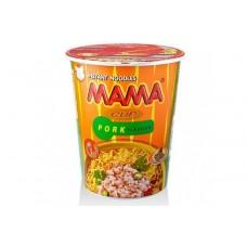 MAMA CUP - Pork Flavour Instant Noodle Case 12X70g