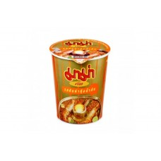 MAMA CUP - Creamy Shrimp Tom Yum Instant Noodle Case 12X70g
